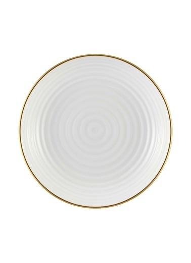 The Mia Drop Salata Kasesiı 2li - 25 cm Gold Renkli